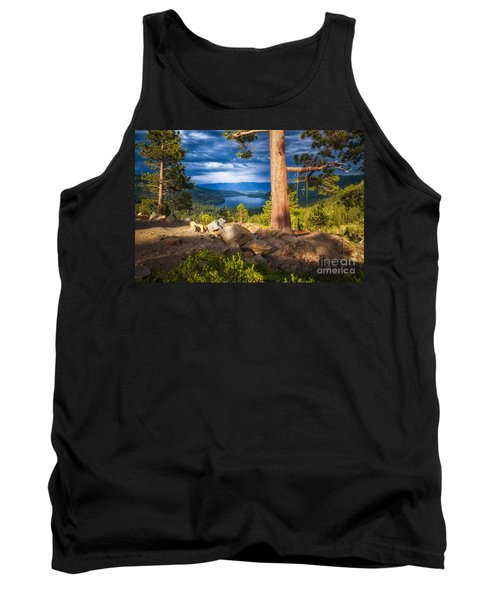 A Swing With A View Tank Top