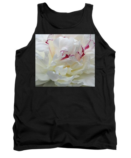 Tank Top featuring the photograph A Touch Of Color by Sandy Keeton
