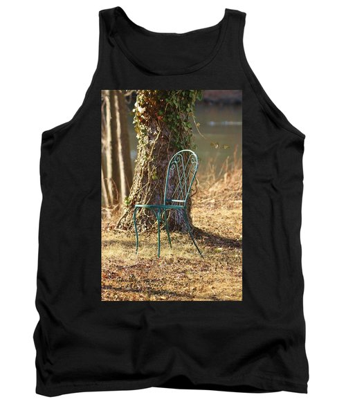 A Tranquil Place To Sit Tank Top