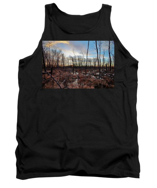 A Wet Decay Tank Top