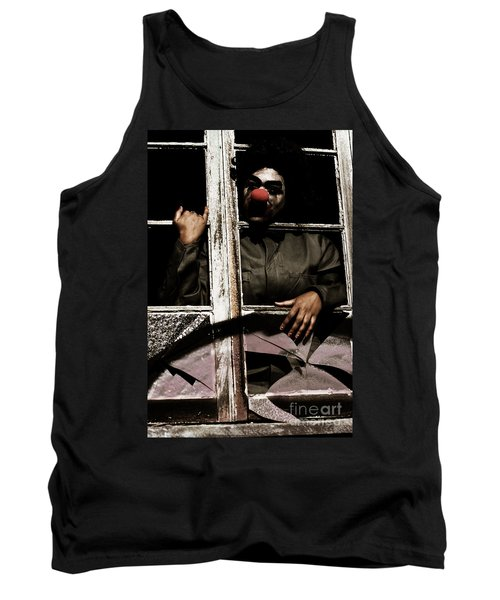 A Window To Nightmares Tank Top
