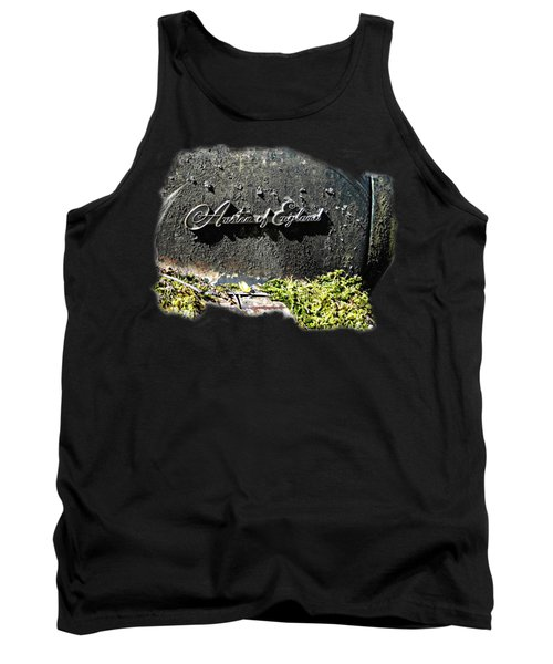A40 Somerset Car Badge Tank Top