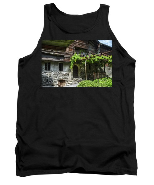 Abandoned House Tank Top