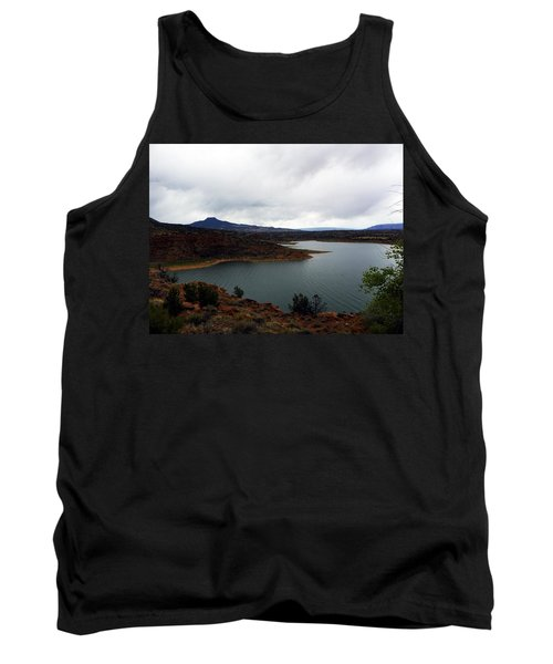 Abique Lake Nm Tank Top