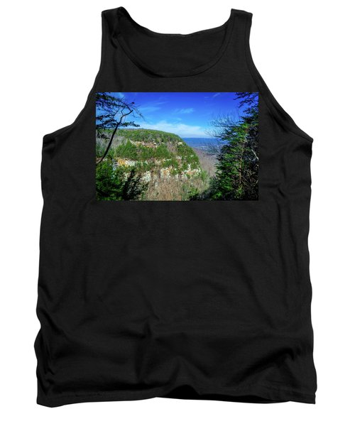 Above The Canyon Tank Top