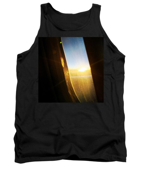 Above The Clouds 05 - Sun In The Window Tank Top