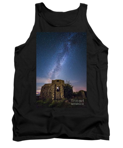 Above The Cuba Tank Top by Giuseppe Torre