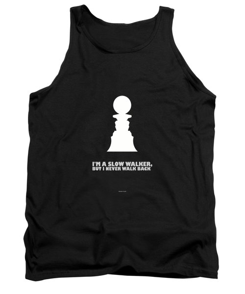 Abraham Lincoln Motivational Quotes Poster Tank Top