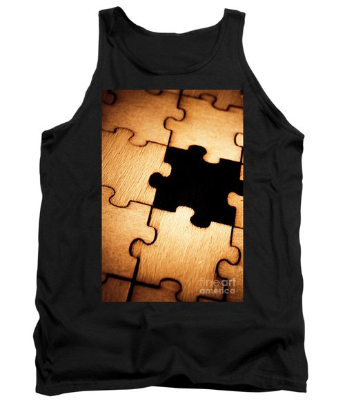 Absence In Completion Tank Top