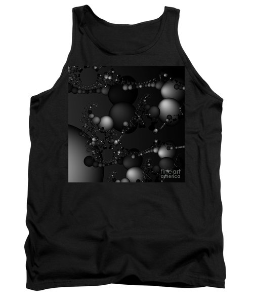 Abstract 119 Bw Tank Top