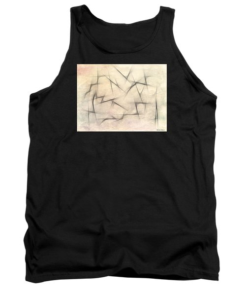 Abstract 1999 Tank Top