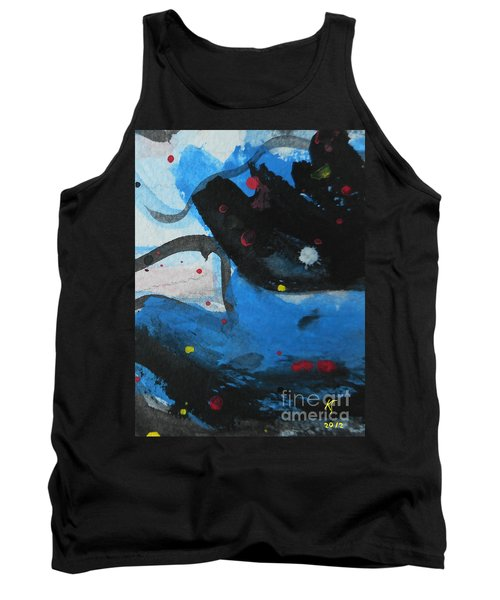 Abstract-26 Tank Top