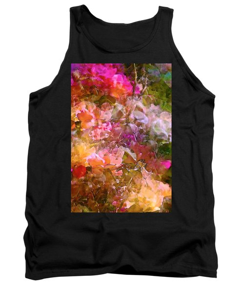 Abstract 276 Tank Top by Pamela Cooper