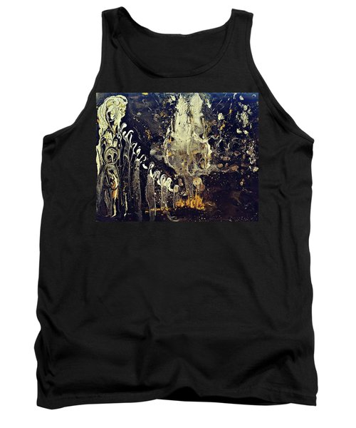 Into The Ether Tank Top
