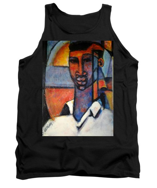 Abstract African Tank Top