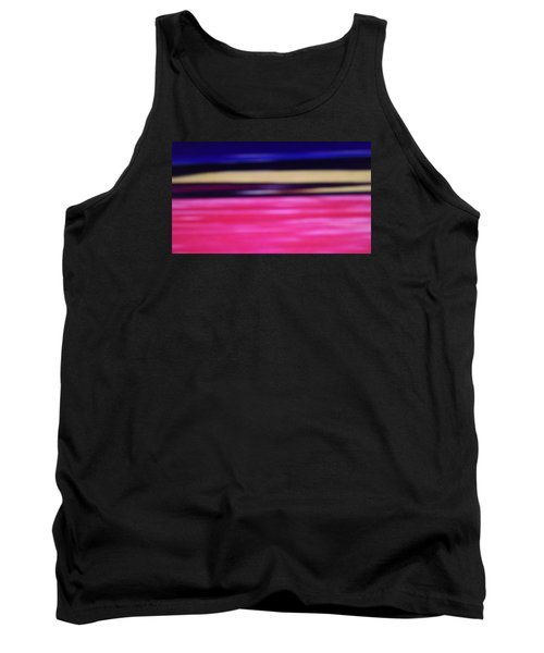 Tank Top featuring the digital art Abstract Field 2 by Don Koester