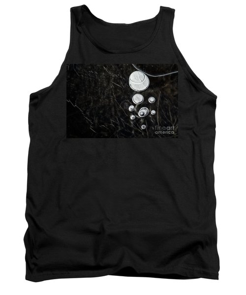 Abstract Ice Patterns II Tank Top