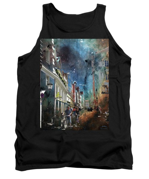 Abstract  Images Of Urban Landscape Series #6 Tank Top