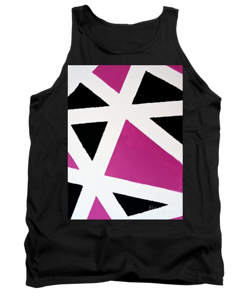 Abstract M1015bp Tank Top