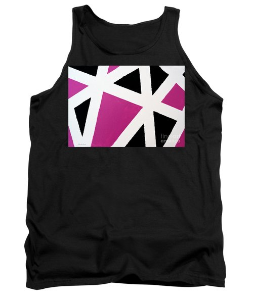 Abstract M1015l Tank Top