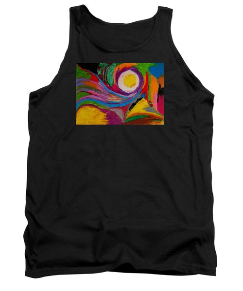 Abstract No.6 Innerlandscape Tank Top