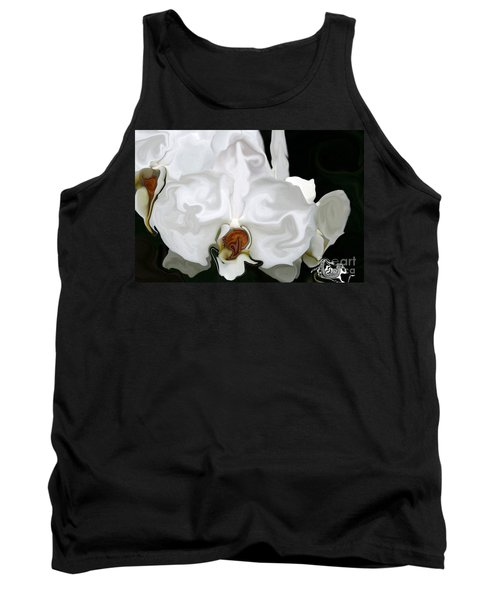 Abstract Orchid  Tank Top