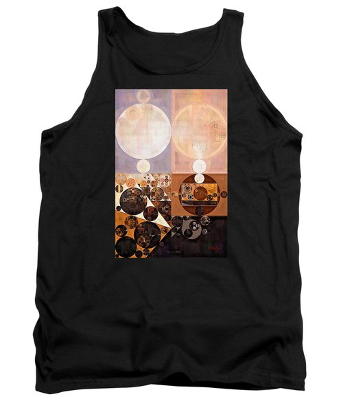 Abstract Painting - Zinnwaldite Tank Top