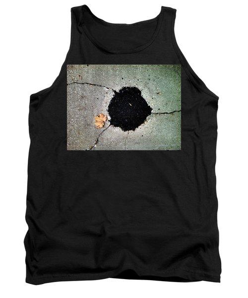 Abstract Sidewalk Tank Top