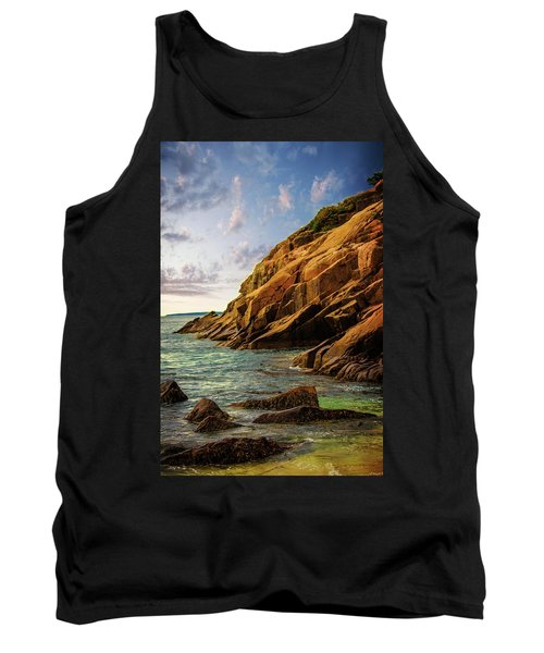 Acadia National Park--maine Tank Top by Sherman Perry