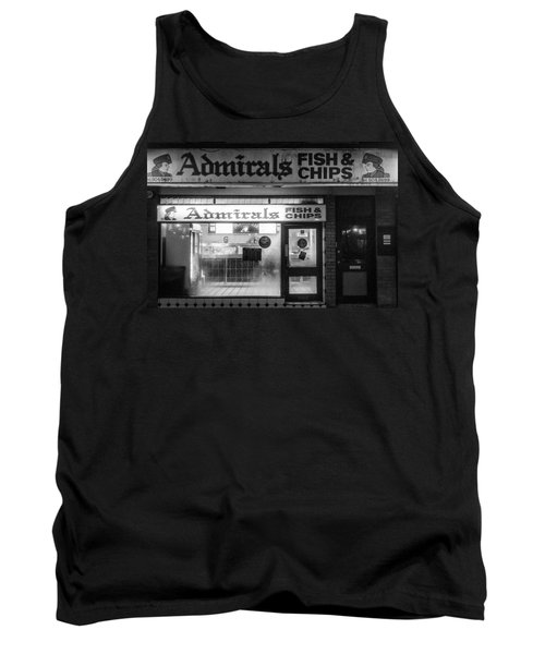 Admirals Fish And Chips Tank Top