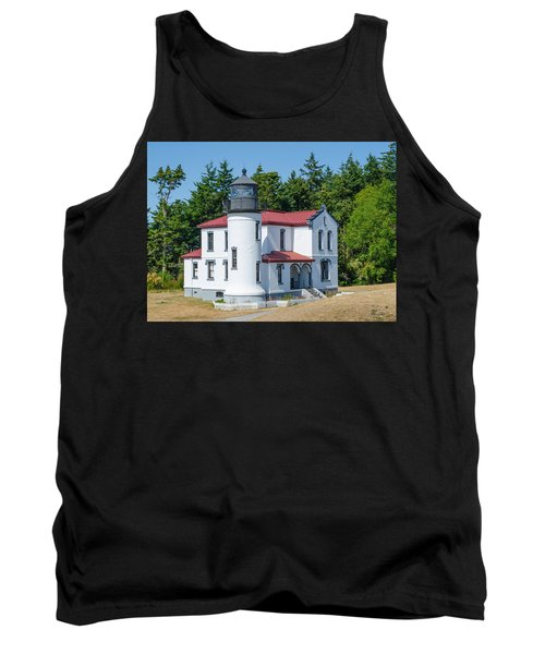 Admiralty Head Lighthouse  Tank Top