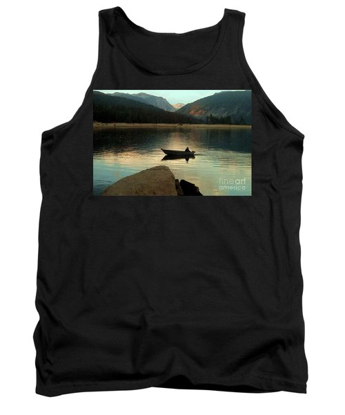 Admiring God's Work Tank Top by Desiree Paquette