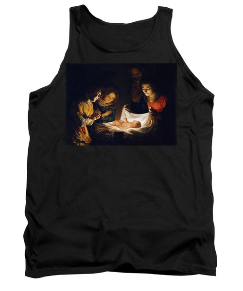Adoration Of The Child Tank Top