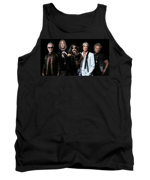 Aerosmith Tank Top