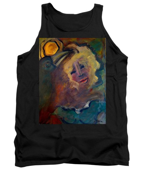 Affection Of Raven Tank Top