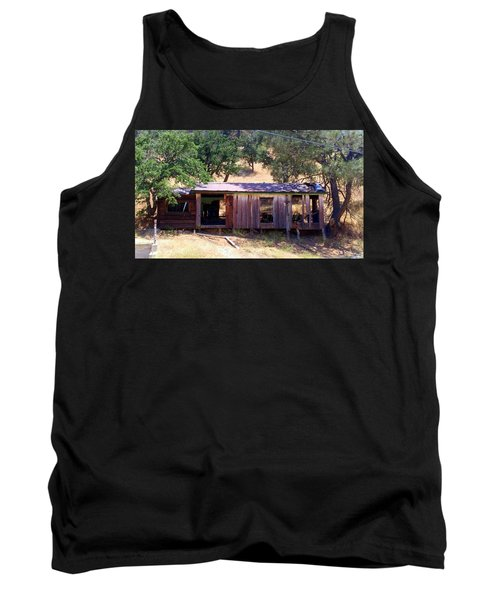 Cozy Cottage Kern County Tank Top