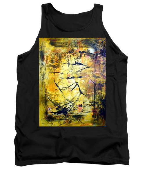 Aforethought Abstract Tank Top