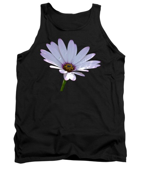 African Daisy Tank Top by Scott Carruthers
