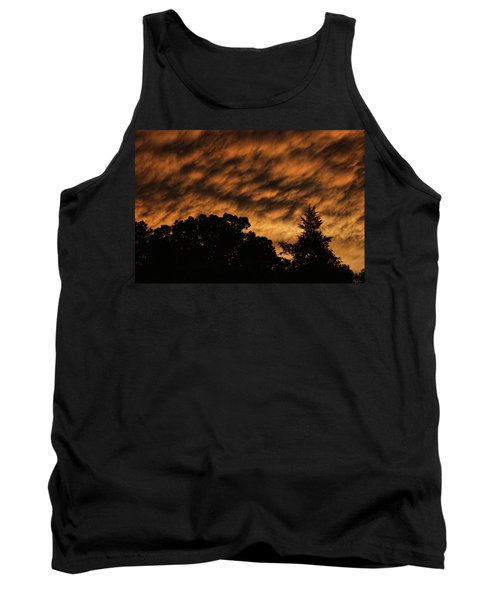 After Storm Sunset Tank Top