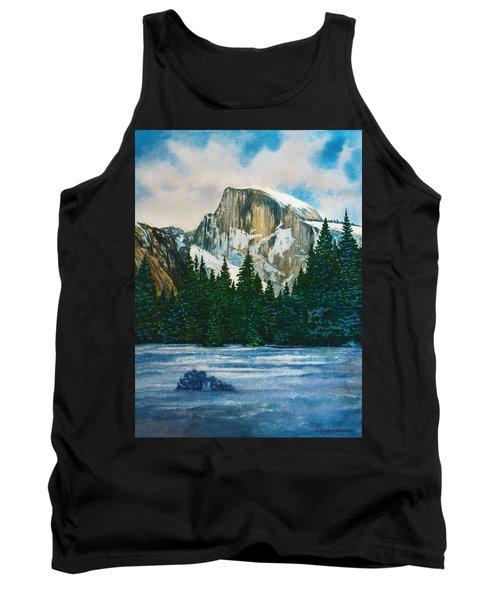 After The Snowfall, Yosemite Tank Top