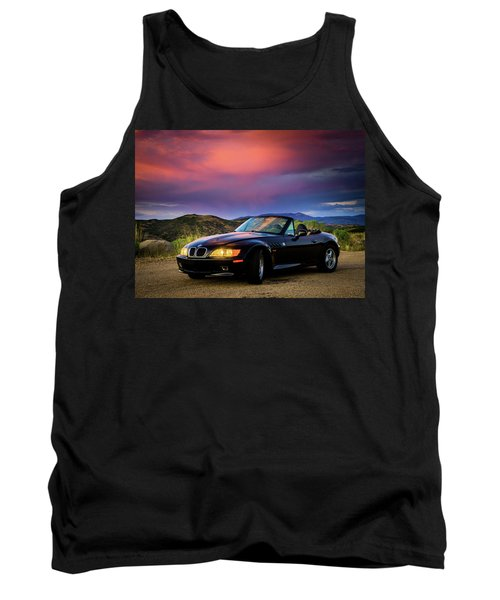 After The Storm - Bmw Z3 Tank Top