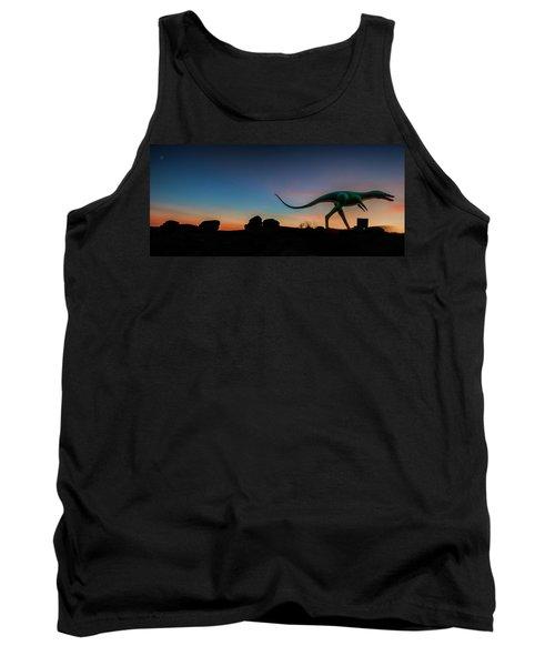 Afterglow Dinosaur Tank Top