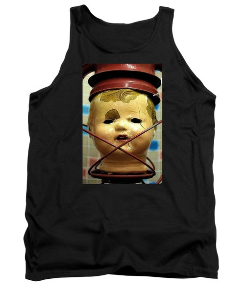 Afterlife 2 Warm Tank Top by Newel Hunter