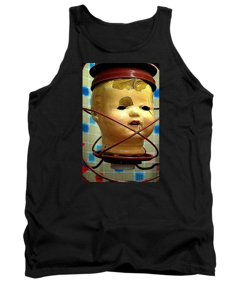 Afterlife Warm Tank Top by Newel Hunter