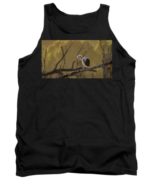 Against The Light Tank Top