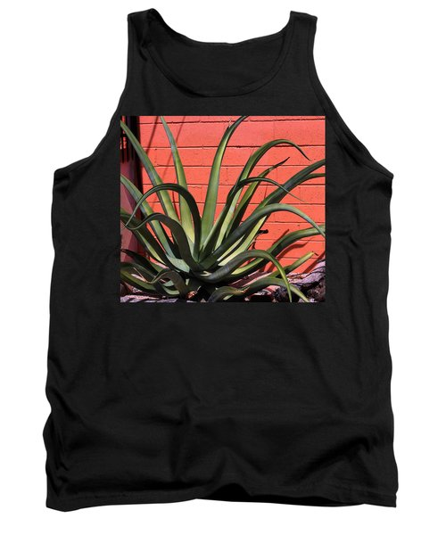 Agave Octopus Tank Top by M Diane Bonaparte