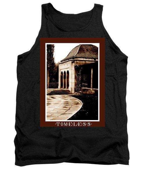 Aged By Time Tank Top