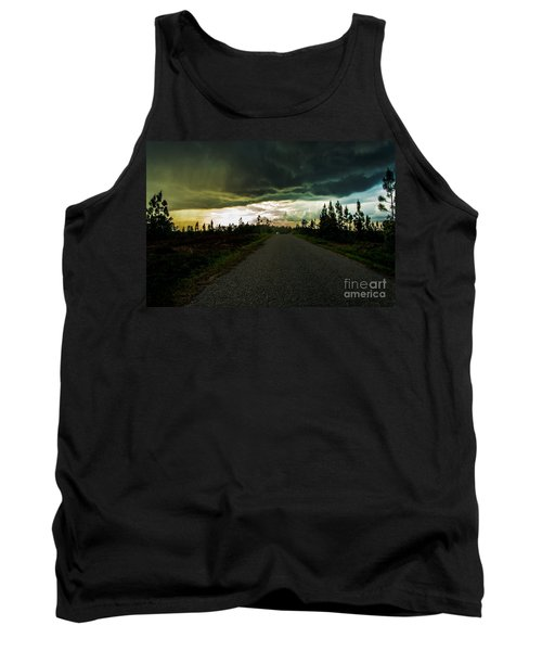 Ahead Of The Storm Tank Top