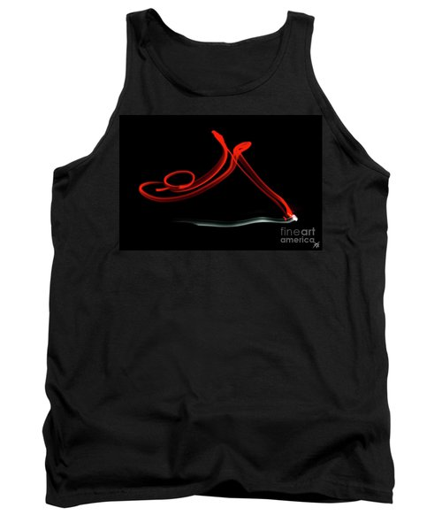 Aikido - Shihonage, Omote Tank Top