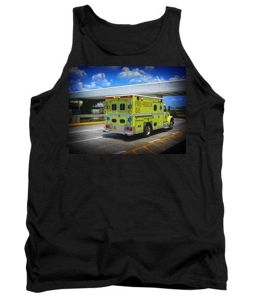 Airport Ambulance Tank Top